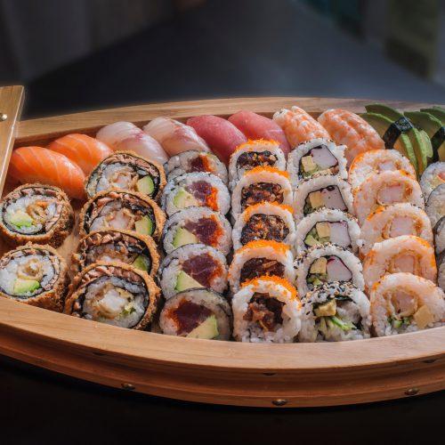 Sushi voorbeeld